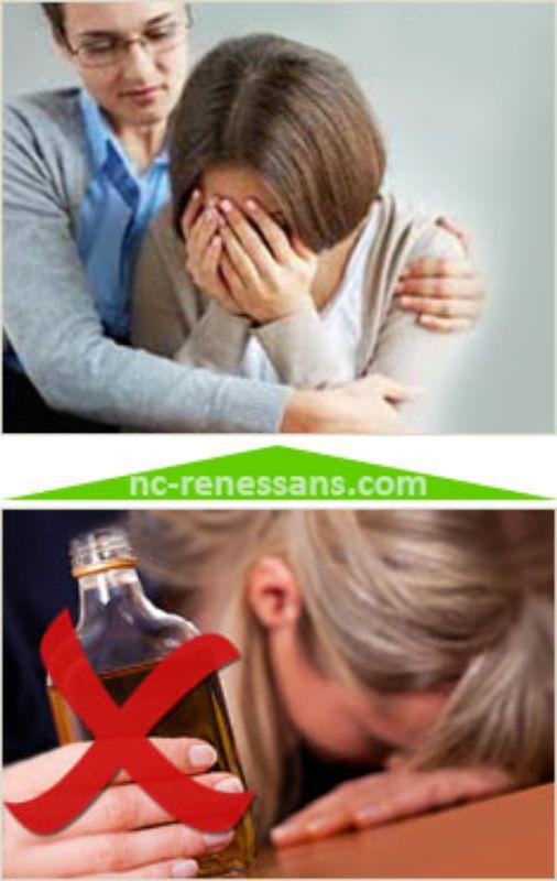 Лечение женщин от алкоголизма