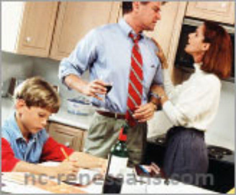 Скандалы являются для подростка сильным стрессом